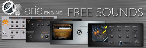 ARIA Free Sounds